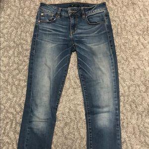 Fifteen sunset skinny jeans